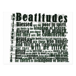BEATITUDES POSTALES