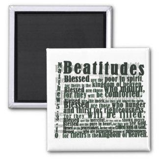 BEATITUDES REFRIGERATOR MAGNETS