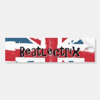 Beatlectrix Pegatina Para Auto