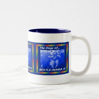Beatlemania Mug