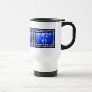 Beatlemania Travel Mug