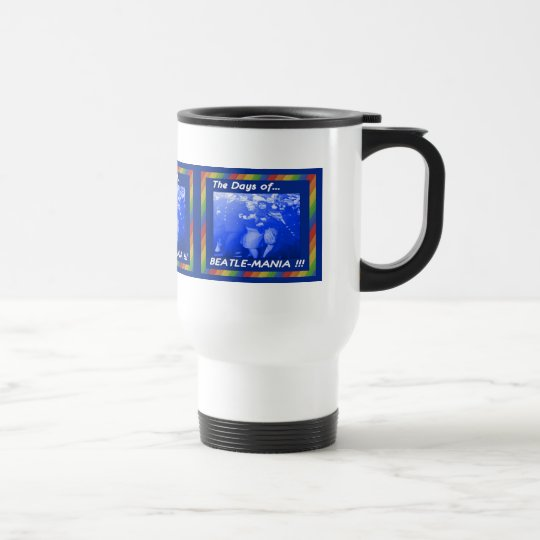Beatlemania Travel Mug