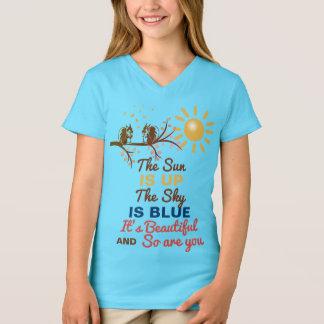 Beatles - Dear Prudence - The Sun Is Up T-Shirt