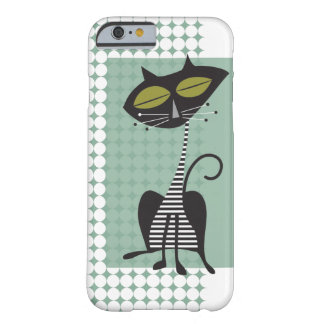 Beatnik Kitty Barely There iPhone 6 Case