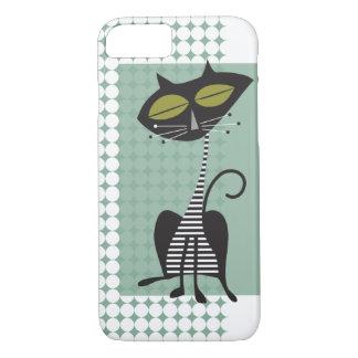 Beatnik Kitty iPhone 7 Case