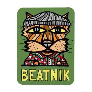 """Beatnik"" Magnet"