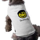 Beatnik Smiley Doggie Tee