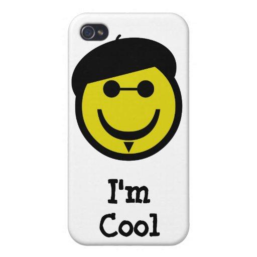 Beatnik Smiley iPhone 4 Case