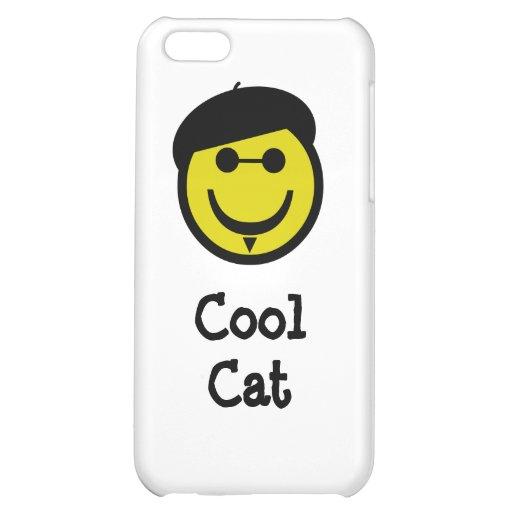 Beatnik Smiley iPhone 5C Cases