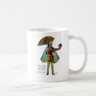 Beatrice and Her Mardi Gras Costume Mug