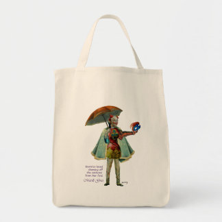 Beatrice and Her Mardi Gras Costume Tote Bag