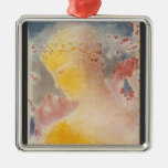 Beatrice by Bertrand-Jean Redon Christmas Ornaments