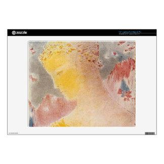 "Beatrice by Bertrand-Jean Redon 14"" Laptop Skins"