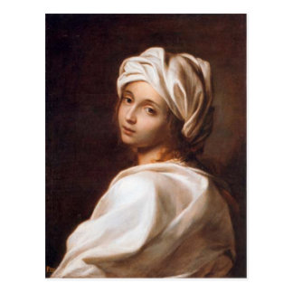 Beatrice Cenci - Guido Reni Postal