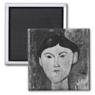 Beatrice Hastings  c.1914-15 2 Inch Square Magnet