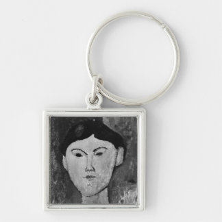 Beatrice Hastings  c.1914-15 Keychain