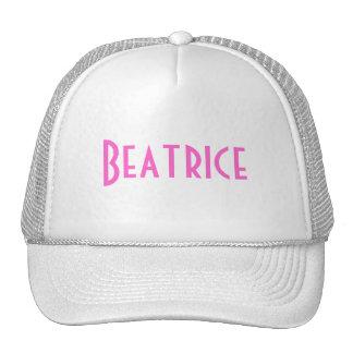 Beatrice Mesh Hats
