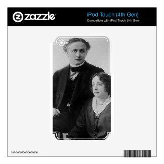 beatrice houdini iPod touch 4G skin