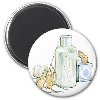 Beatrix Potter Artwork Magnet