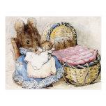 Beatrix Potter, Children's Story Books Postcard