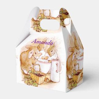 Beatrix Potter, cumpleaños de encargo, regalo de Caja Para Regalos De Fiestas