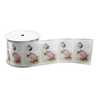 Beatrix Potter, Jemima Puddle Duck, Satin Ribbon
