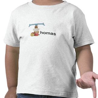 Beatrix Potter Letter T Toddler Or Baby Shirt