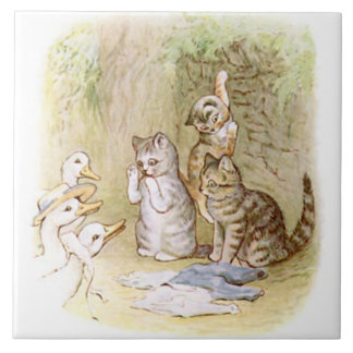 Beatrix Potter lindo el cuento de la teja del