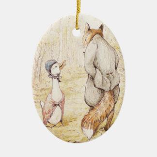 Beatrix Potter Ornament