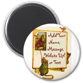Beatrix Potter Signpost Magnet