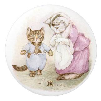 Beatrix Potter, Tom Kitten Ceramic Knob