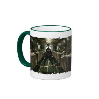 Beatrix Winterbottom Ringer Coffee Mug