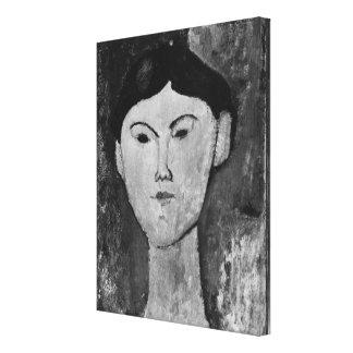 Beatriz Hastings c.1914-15 Impresión En Lienzo