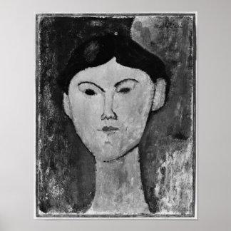 Beatriz Hastings c.1914-15 Póster