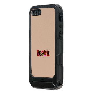 Beatriz Model Incipio iPhone Case