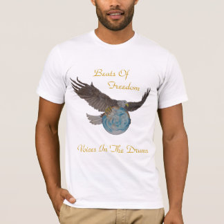 , Beats Of  Freedom T-Shirt