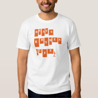 Beats Rhymes Life Tee Shirt