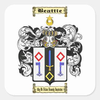 Beattie Square Sticker