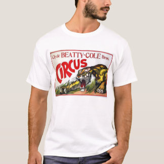 Beatty Cole Circus T-Shirt