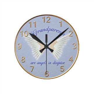 Beatuiful Grandparent Clock