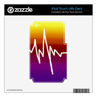 Beatz ii skins for iPod touch 4G