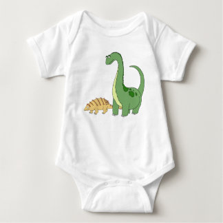 Beau and Larry Baby Bodysuit