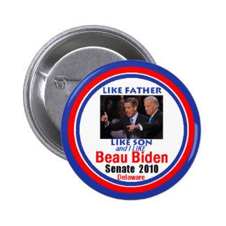 Beau Biden 2010 Button