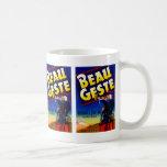 Beau Geste Label Coffee Mug