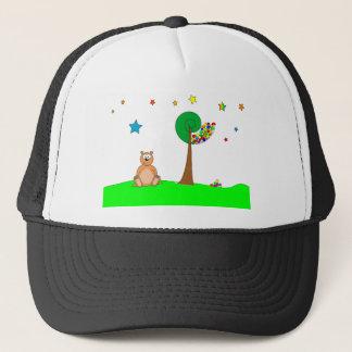 Beau the Bear Trucker Hat