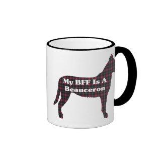 Beauceron BFF Mug