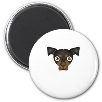 Beauceron Breed - My Dog Oasis Magnet