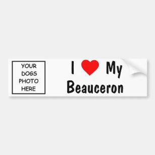 Beauceron Bumper Sticker