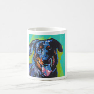 beauceron Dog Pop Art Coffee Mug