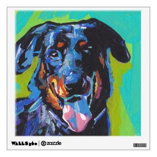 beauceron Dog Pop Art Wall Sticker